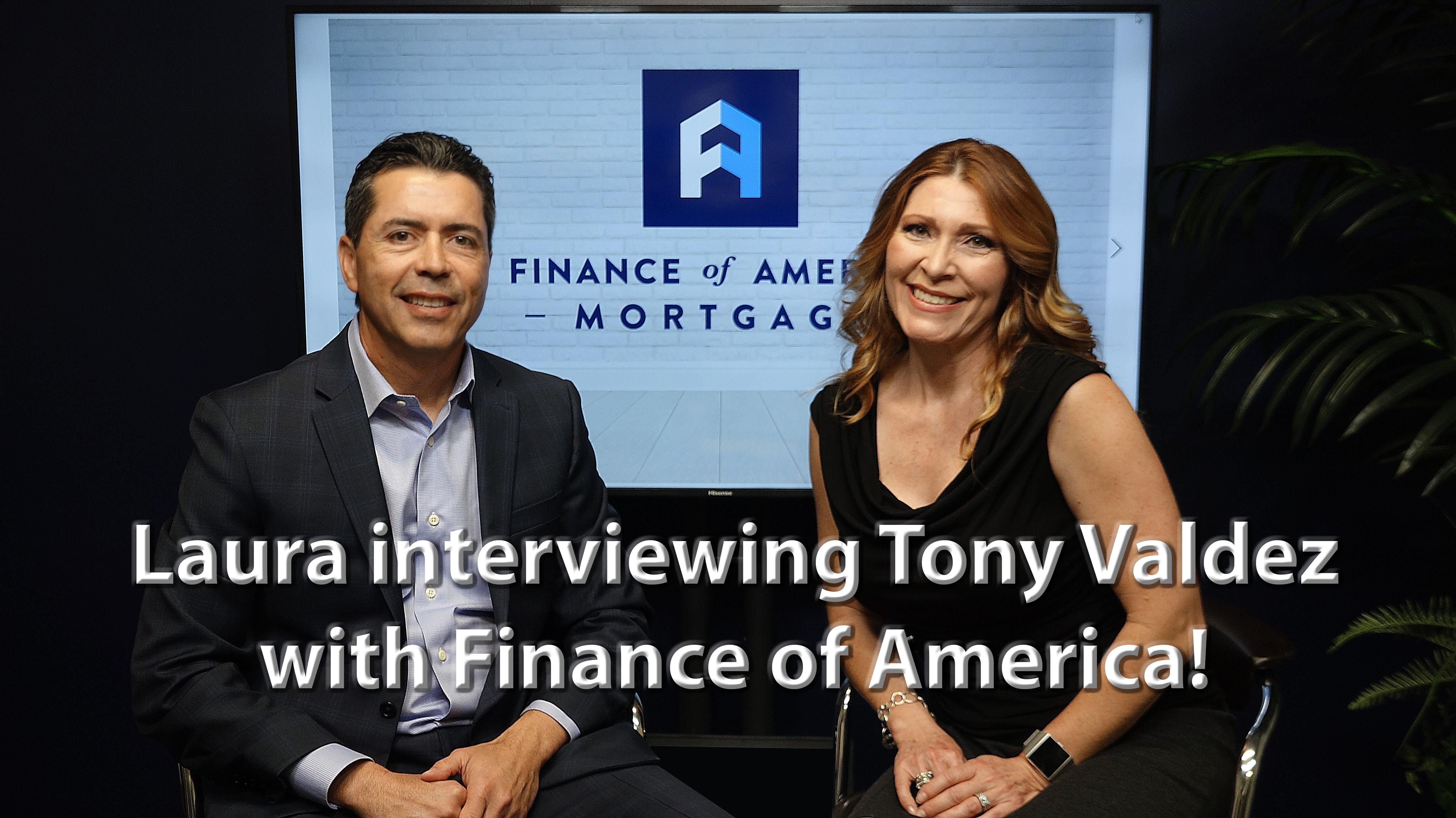 Tony Valdez Interview